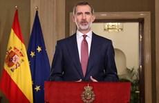 Rey de España alaba logros de Vietnam
