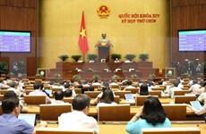 Parlamento de Vietnam aprueba enmiendas de Ley de promulgación de documentos normativos