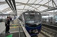 Indonesia destina fondo millonario para servicios de metro en Yakarta