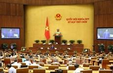 Aprovecha Asamblea Nacional de Vietnam último día hábil del noveno período de sesiones