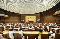 Parlamento de Vietnam aprueba varias políticas específicas de finanzas-presupuesto de Hanoi