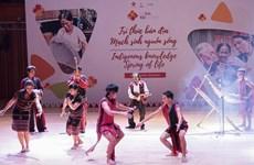 Regresará 'Me creo capaz', evento en honor de las culturas étnicas de Vietnam