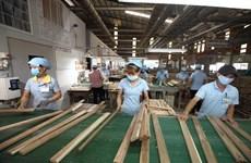 Disminuyen exportaciones de productos madereros de Vietnam en segundo trimestre