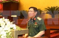 Parlamento de Vietnam analiza la Ley de Defensa Fronteriza
