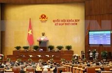 Analiza Parlamento de Vietnam posibilidad de efectuar más sesiones virtuales