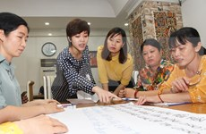 Organizan seminario sobre políticas de asistencia a mujeres repartiadas