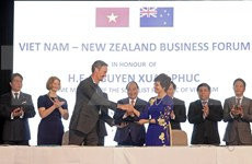 Promueven relaciones comerciales entre Vietnam y Nueva Zelanda