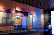 Inauguran en Hanoi Museo de Prensa de Vietnam
