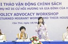 Plantean soluciones de apoyo a la reintegración de mujeres vietnamitas casadas con extranjeros