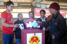 Instruye Buró Político del PCV sobre elecciones de diputados y del Consejo Popular