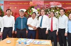 Celebran en Vietnam actividades por el Día de la Prensa Revolucionaria Nacional