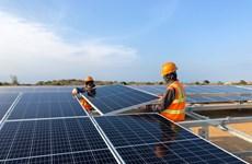 Inauguran planta fotovoltaica en la provincia vietnamita de Ninh Thuan