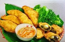 """""""Banh goi"""", empanadilla frita al estilo vietnamita"""