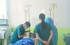 El paciente más grave del COVID-19 en Vietnam, listo para recibir alta de cuidados intensivos