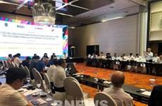 Empresas vietnamitas aprecian efectividad del mecanismo de ventanilla nacional única