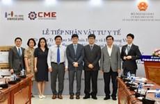 Apoyan a connacionales vietnamitas en Corea del Sur en la lucha contra el COVID-19