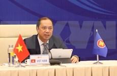 Preside Vietnam reuniones preparatorias de Cumbre 36 de ASEAN