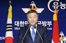 Debaten Corea del Sur y Singapur estrategias de defensa