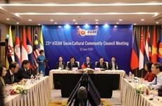 Efectúan la XXIII Conferencia de la Comunidad Sociocultural de ASEAN