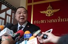 Tailandia: Vicepremier Prawit acepta liderar el partido gobernante Palang Pracharath