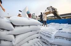 Precios mundiales de exportación del arroz caen al nivel mínimo en dos meses