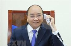 Premieres de Vietnam y Malasia sostienen conversaciones telefónicas