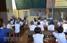 Camboya retrasa la reapertura de escuelas hasta finales de este año