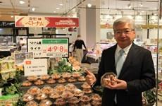 Empresa japonesa de AEON aprecia calidad de lichi vietnamita