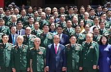 Premier vietnamita asiste al X Congreso de Emulación de Comisión Central Militar