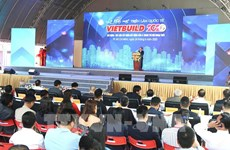 Nutrida participación en Exposición Internacional de la Construcción Vietbuild