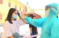 Reporta Vietnam tres nuevos casos de COVID-19, todos importados