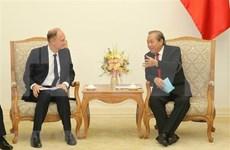 Grupo Techonic Industries patentiza disposición de apoyar avance tecnológico de Vietnam