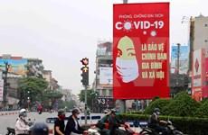 Experto ruso destaca eficiencia de uso de carteles en combate antiepidémico en Vietnam
