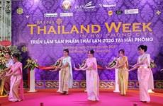 Semana de productos tailandeses en Vietnam busca reactivar lazos comerciales bilaterales