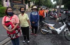 Tailandia pronostica una contracción récord para 2020