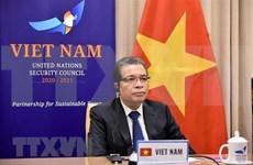 Vietnam respalda los esfuerzos de reiniciar el proceso de paz en Oriente Medio