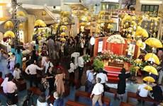 Celebran en Hanoi Festival tradicional de Doan Ngo