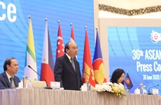 Divulga premier de Vietnam resultados de Cumbre 36 de ASEAN