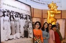 Efectúan seminario sobre traje tradicional, costumbres y cultura vietnamitas