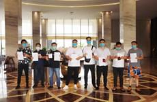 Vietnam: Expertos foráneos terminan tiempo de cuarentena por COVID-19