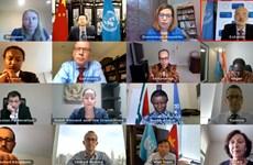 Aprueba Consejo de Seguridad de la ONU resolución elaborada por Vietnam