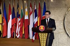 Secretario general de ASEAN aprecia papel de Vietnam como presidente rotativo del bloque
