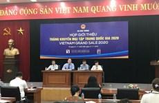 Celebrará en Vietnam mes nacional de rebajas en julio