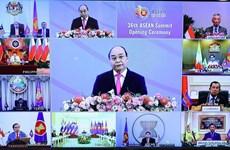 Inauguran en Hanoi la 36 Cumbre de la ASEAN