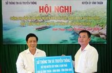 Difunden historia y rasgos del mar y las islas del sur de Vietnam