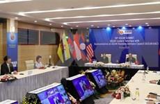 Funcionario laosiano resalta desempeño de Vietnam como presidente de ASEAN