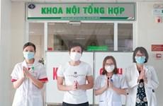 Vietnam sigue sin reportar nuevo contagio en la comunidad