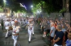 Economía nocturna por impulsar turismo de Hanoi