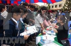 Consultas de educación vocacional para jóvenes en Can Tho