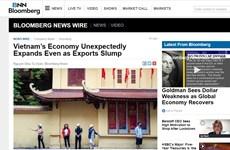 Economía vietnamita crece más de lo previsto, según agencia estadounidense